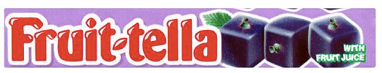 Fruit-tella Blackcurrant