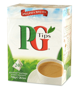 PG Tips Tea 240 bags