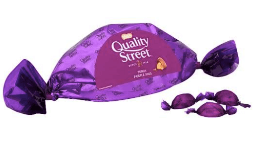 Quality Street Purely Purple Ones