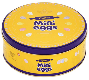 Cadbury's Mini Eggs Limited Edition Easter Tin