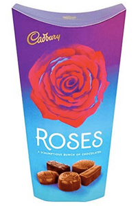 Cadbury Roses Big Carton