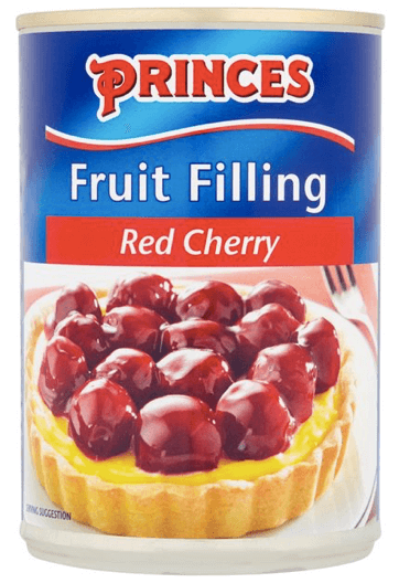 Princes Red Cherry