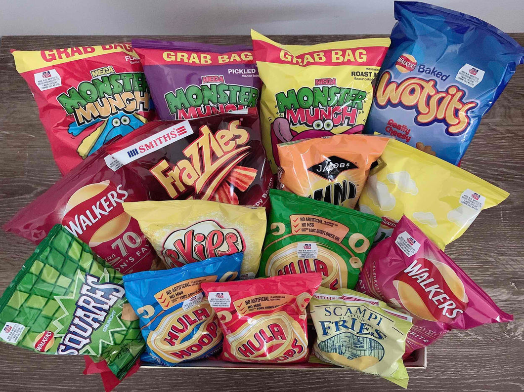 The Mega Crisp Hamper