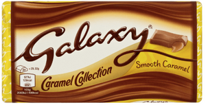 Galaxy Caramel Chocolate Medium Bar
