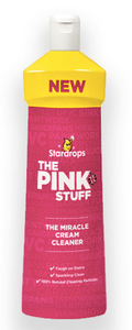 The Pink Stuff miracle multi-purpose cleaner cream