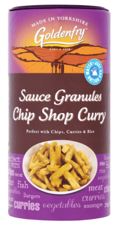 Goldenfry Chip Shop Curry Gravy Granules