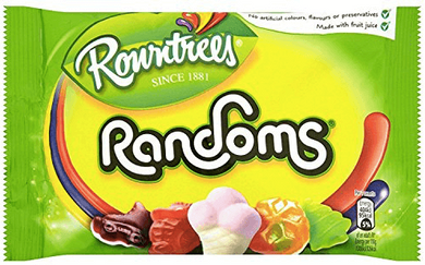 Rowntree's Randoms