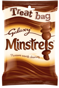 Galaxy Minstrels Treat Bag