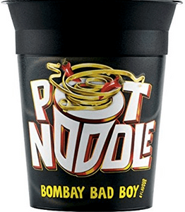 Pot Noodle Original Bombay Bad Boy Flavour