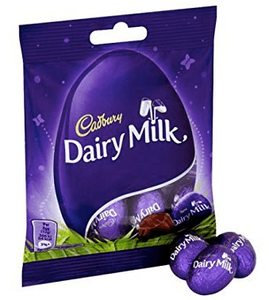 Cadbury Dairy Milk Mini Eggs