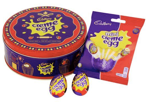 Cadburys Creme Egg Limited Edition Easter Tin