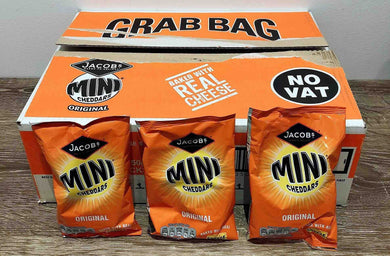 Mini Cheddar 30 Pack Box