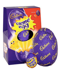 Cadburys Creme Egg Medium Easter Egg