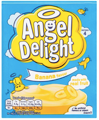 Angel Delight Banana Flavour