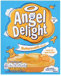Angel Delight Butterscotch Flavour