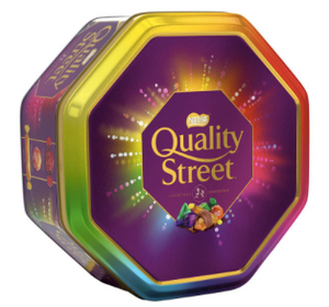 Quality Street Christmas Tin 2020