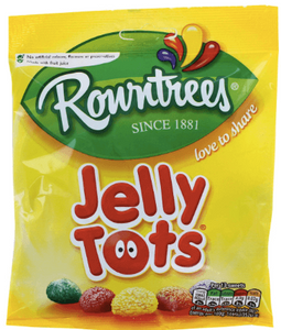 Rowntrees Jelly Tots