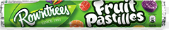 Rowntrees Fruit Pastilles Rolls