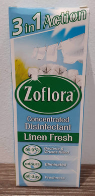 Zoflora Linen Fresh Medium size bottle