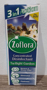 Zoflora Twilight Garden Medium size Bottle