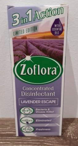 Zoflora Lavender Escape Medium size bottle