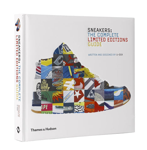 Sneakers: The Complete Limited Editions Guide Book