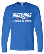 Sheyenne Mustangs Boys Swim & Dive