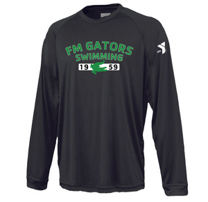 Gator Long Sleeve DriFit T-shirt