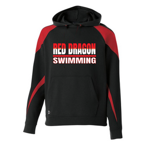 Red Dragon Prospect Hoodie II
