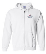 Patriots Team Full Zip Hoodie