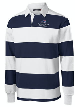 Patriots Team Long Sleeve Polo