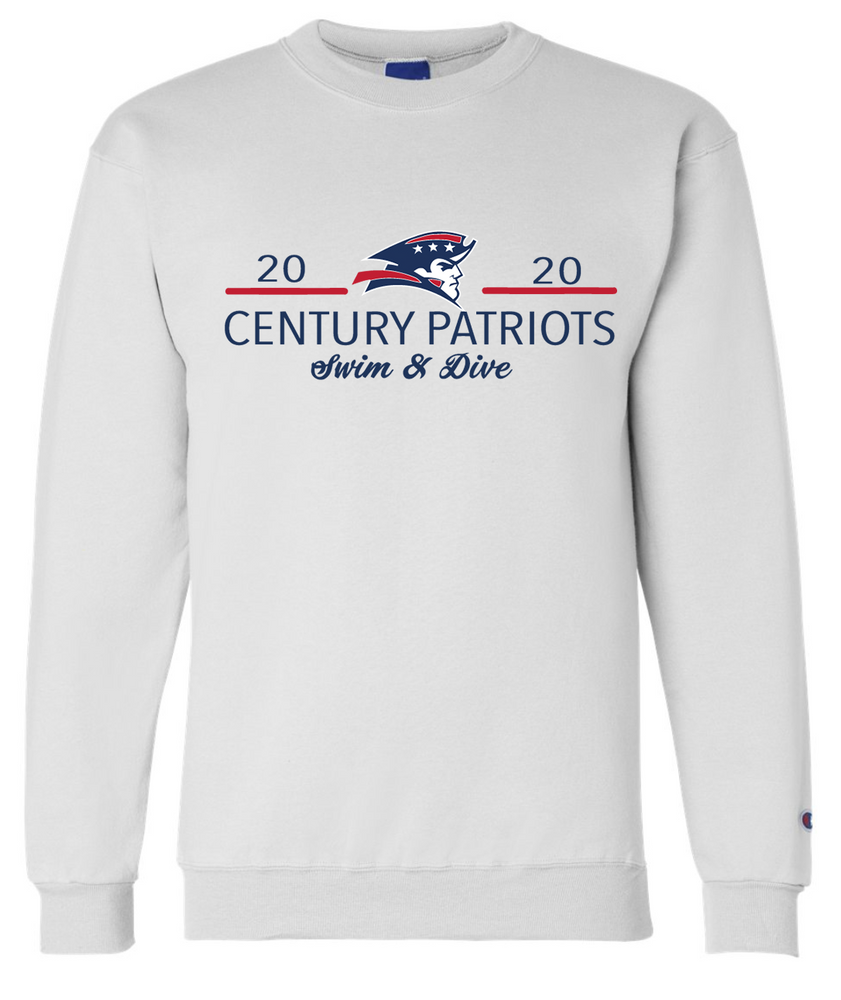 Patriots Team Crewneck