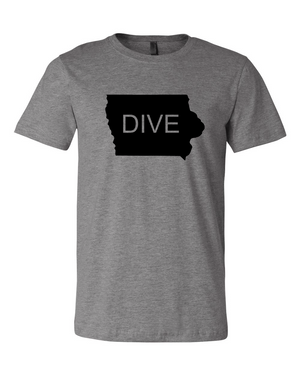 Dive IOWA T-shirt
