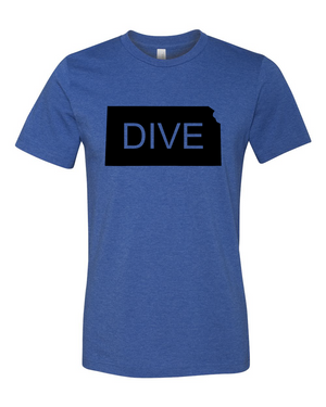 Dive KANSAS T-shirt