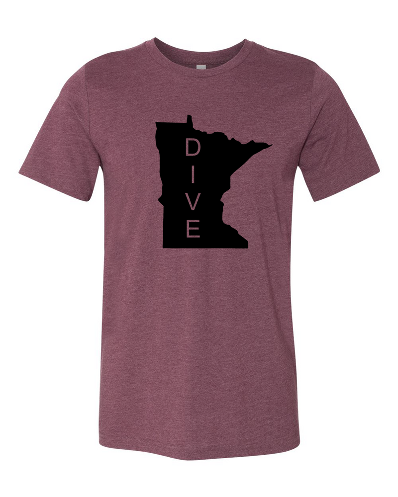 Dive MINNESOTA T-shirt