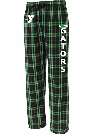Gator Flannel Pants