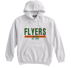 Flyers Diving Cotton/Poly Hoodie