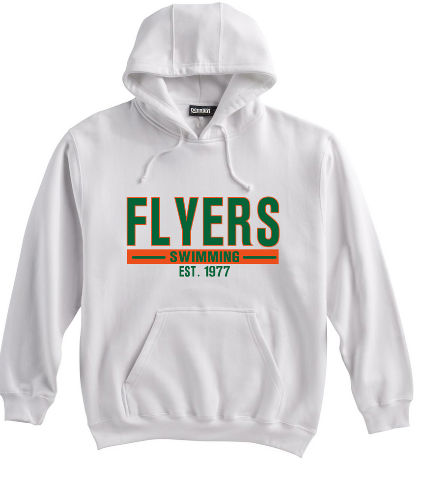 Adult Flyers Cotton/Poly Hoodie