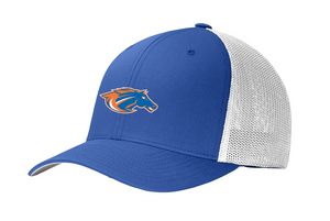 Mustang PERSONALIZED FlexFit EMBROIDERED Baseball Cap