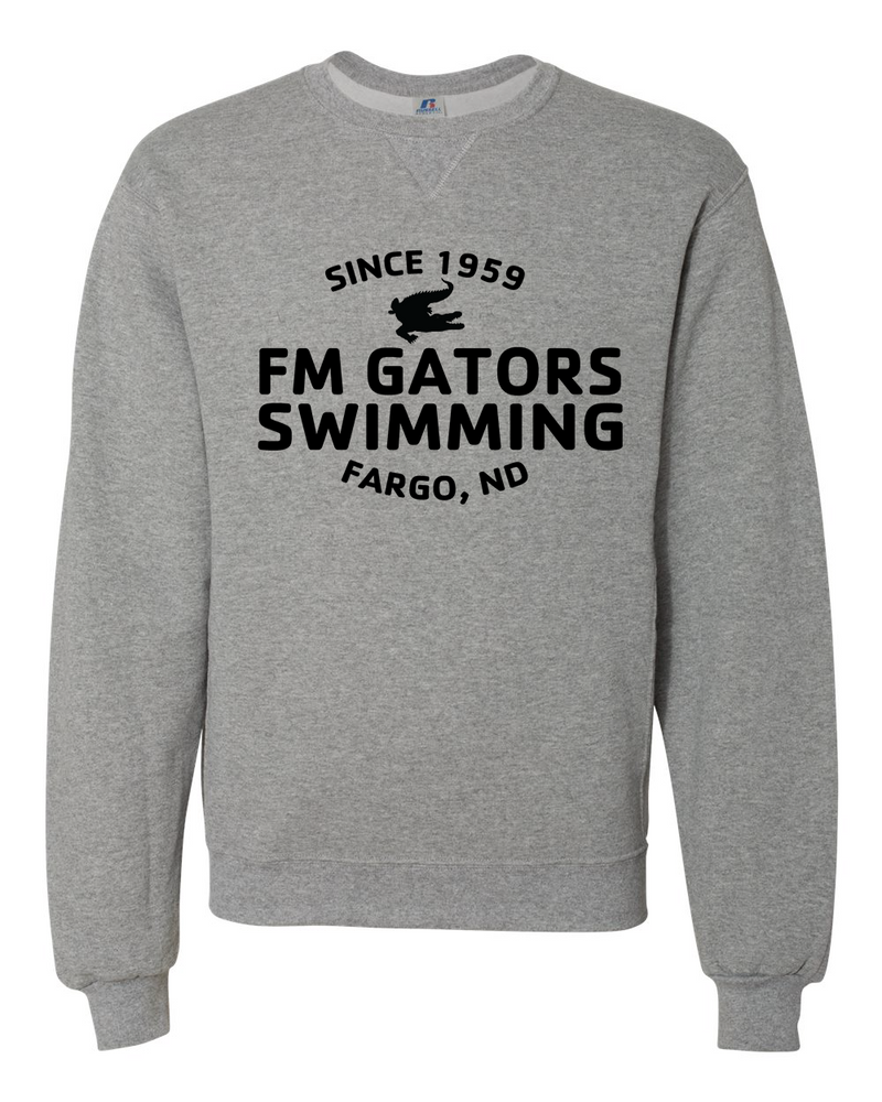 Gator Grey Crewneck