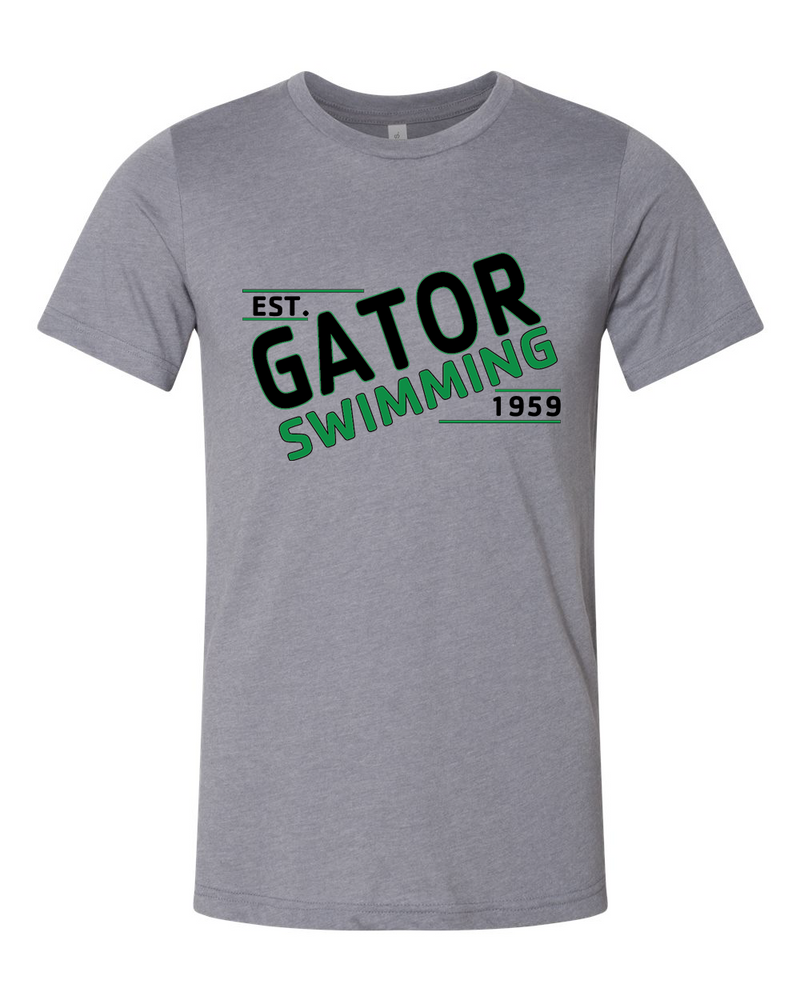 Gator Short Sleeve Cotton T-shirt