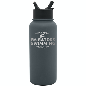 Gator Team Water Bottle