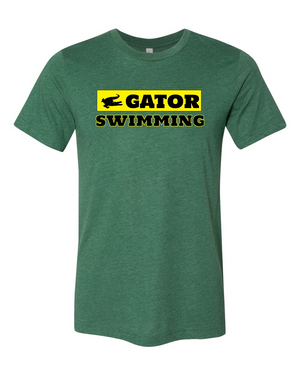 FM Gator Swimming T-shirt
