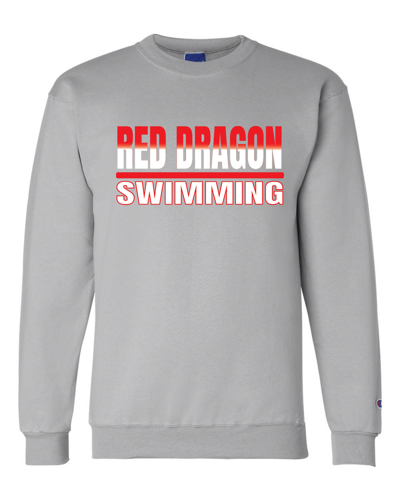 Red Dragon Crewneck II