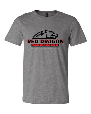 Red Dragon Short Sleeve T-shirt III