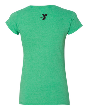 Women's FM Gators V-Neck T Alt Design