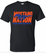 MUSTANG NATION T-SHIRT