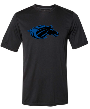 Mustang Team T-shirt (DriFit Option)