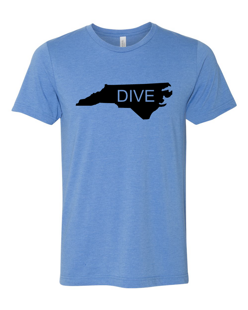 Dive NORTH CAROLINA T-shirt