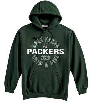 Packers Team PERSONALIZED Hoodie